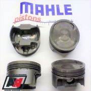 Forged Mahle Subaru 2.3 Xtreme Stroker Pistons 2618 EJ22 2.3 Conversion 97.5mm